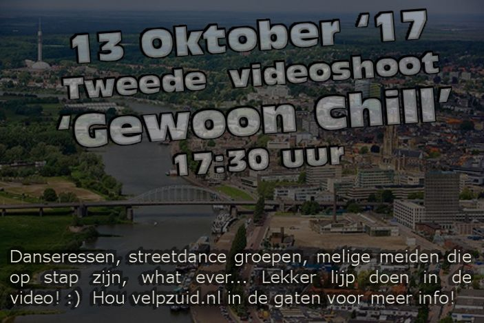 Velp Zuid Rijnkade video shoot