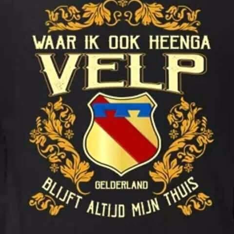 Velp Gelderland voor altijd