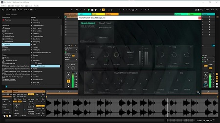 GrandFinale v1.0.2 - Audio Finalizer