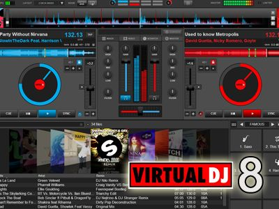 Virtual DJ 8 download
