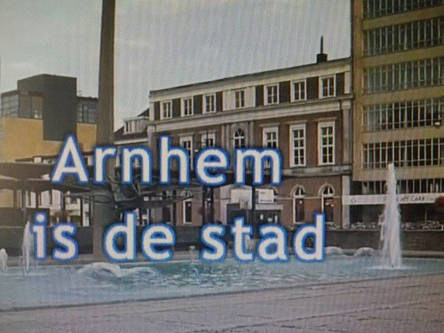 Peter Bierhaus over 'Arnhem is de stad'